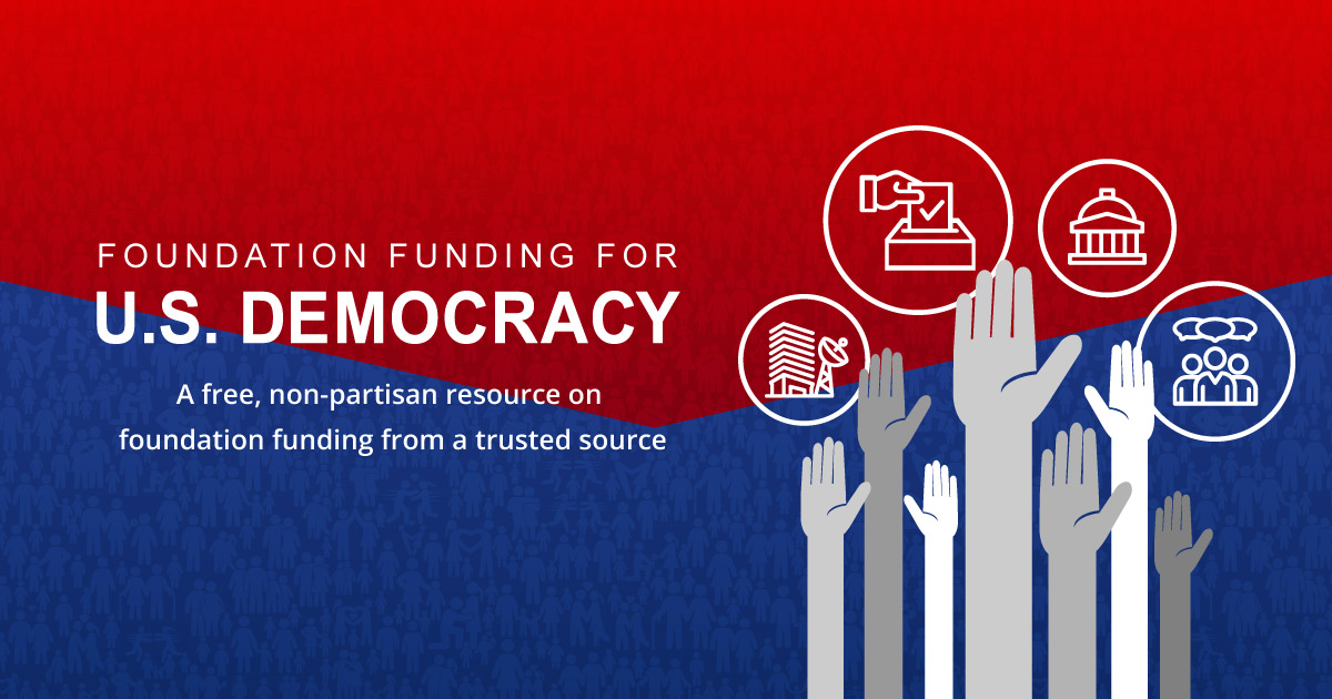 Results | Dashboard | Foundation Funding for U S  Democracy